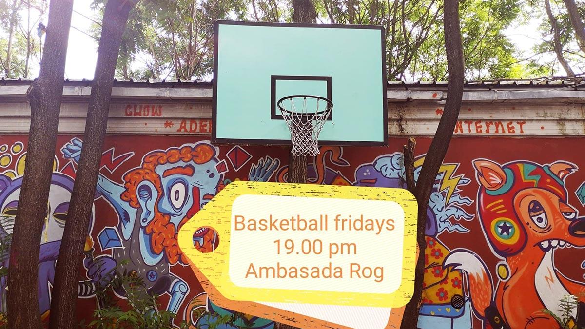 Basketball Fridays