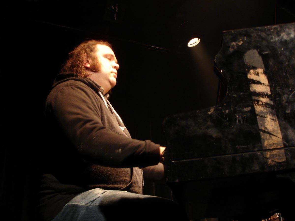 Jazz klub Mezzoforte: Marko PETRUŠIĆ - Igra J.S.BACHa - Freestyle Karaoke & Jam Session