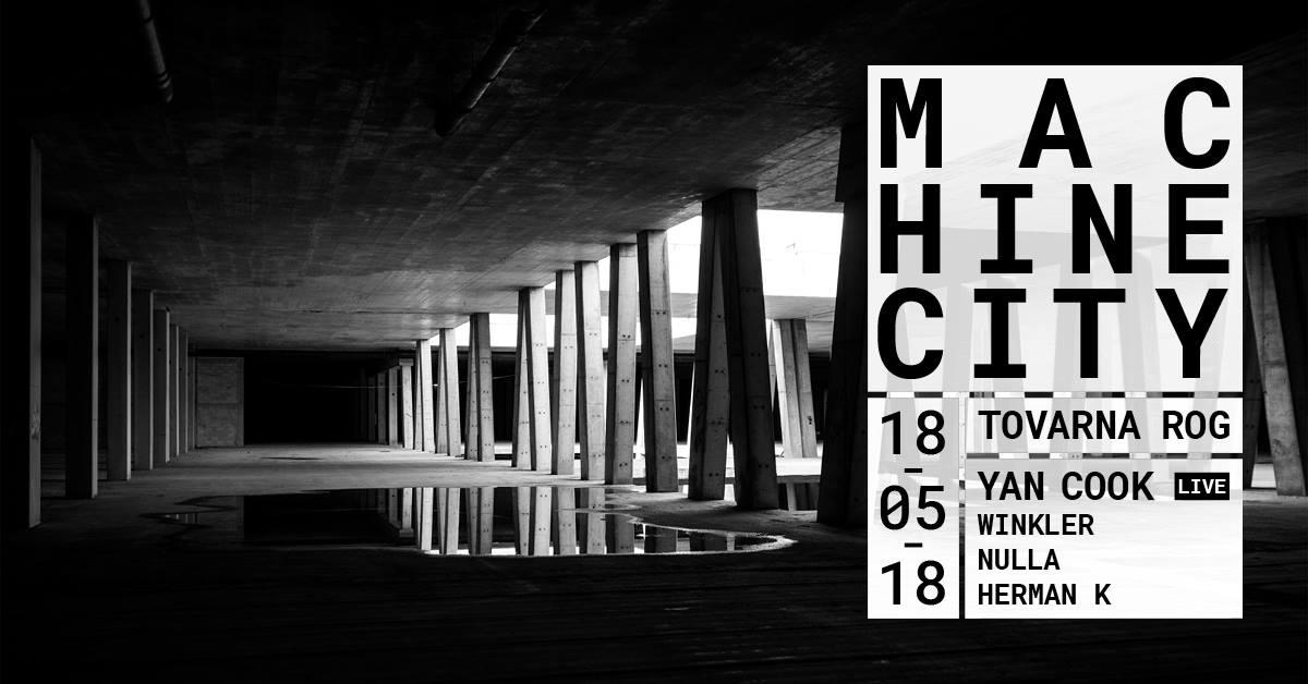 Machine City W/ Yan Cook