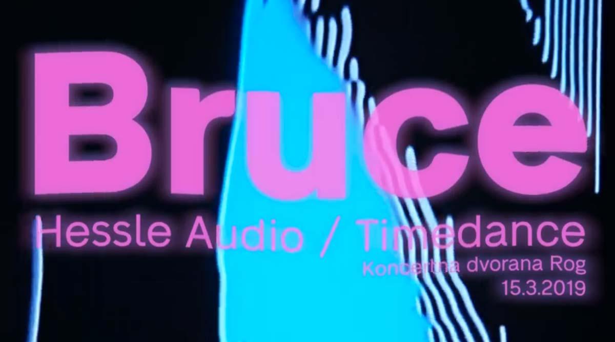 Analogue Sex × Bruce (Hessle Audio / Timedance, UK)
