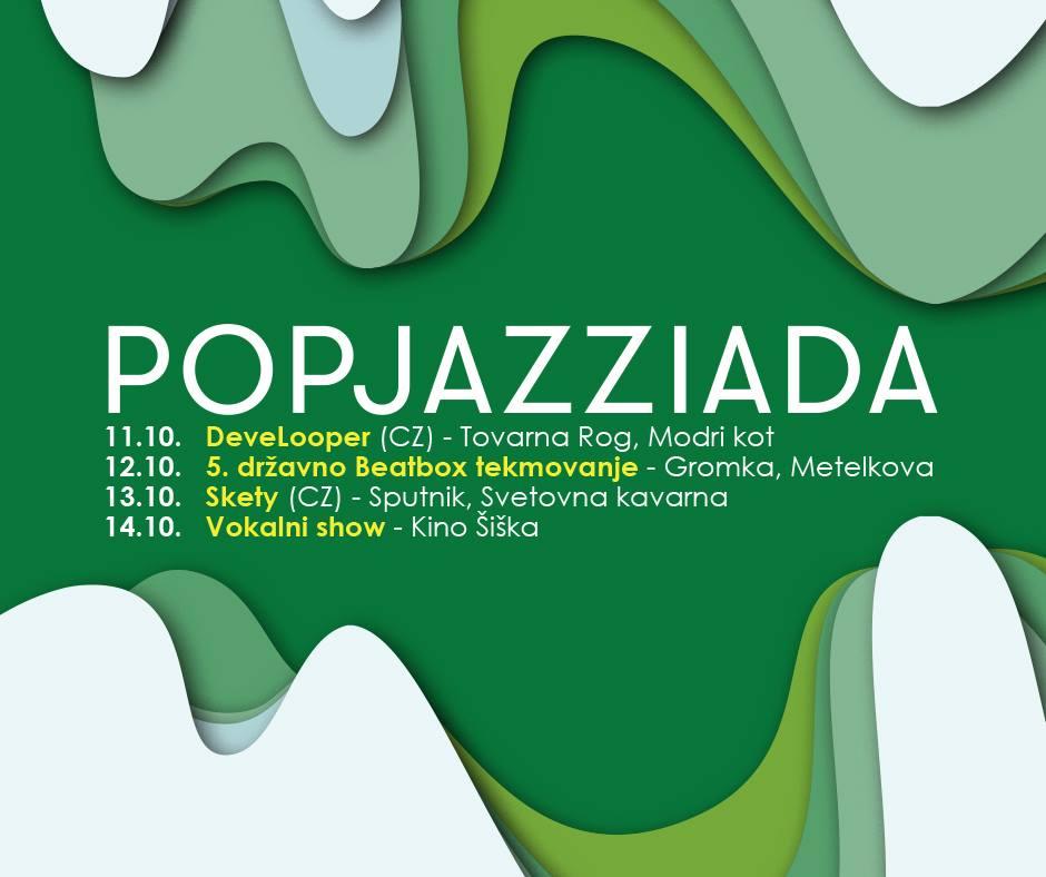 Otvoritev Popjazziade - DeveLooper (CZ)