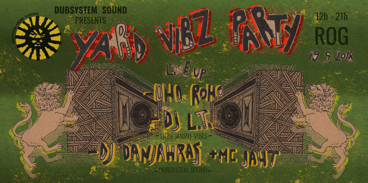 YARD VIBZ PARTY