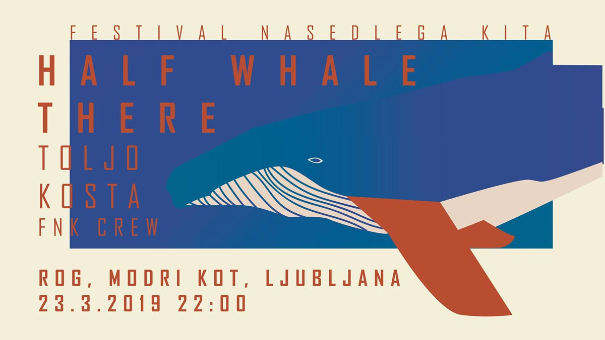 Half Whale There 2019