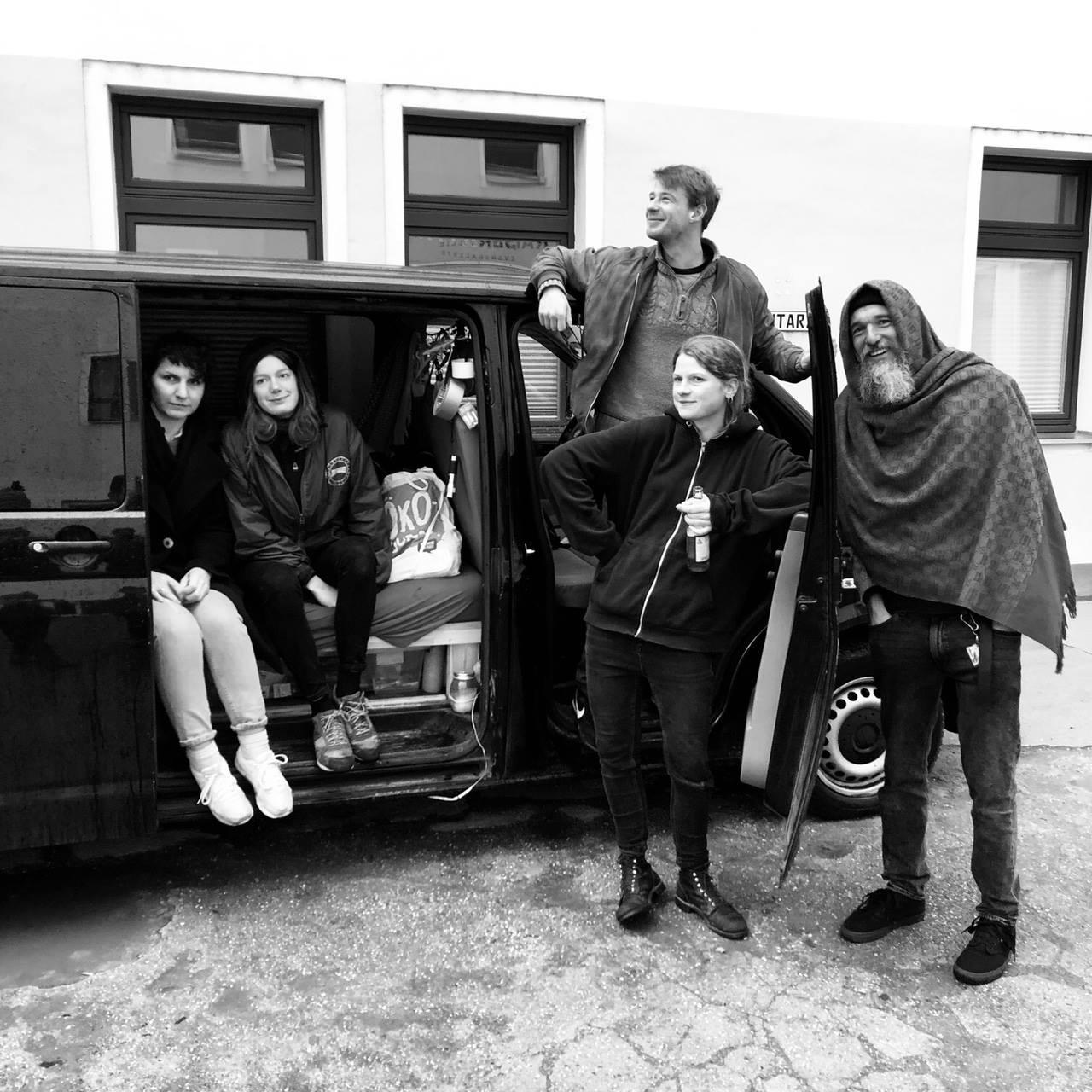 Ihr Wichser + Berliner Doom