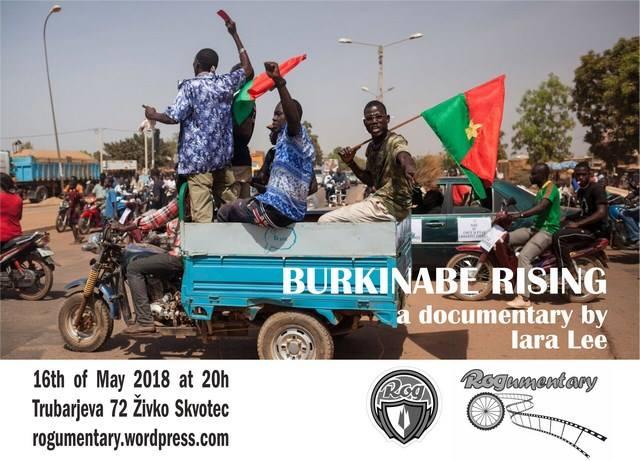 Rogumentary: Burkinabe rising