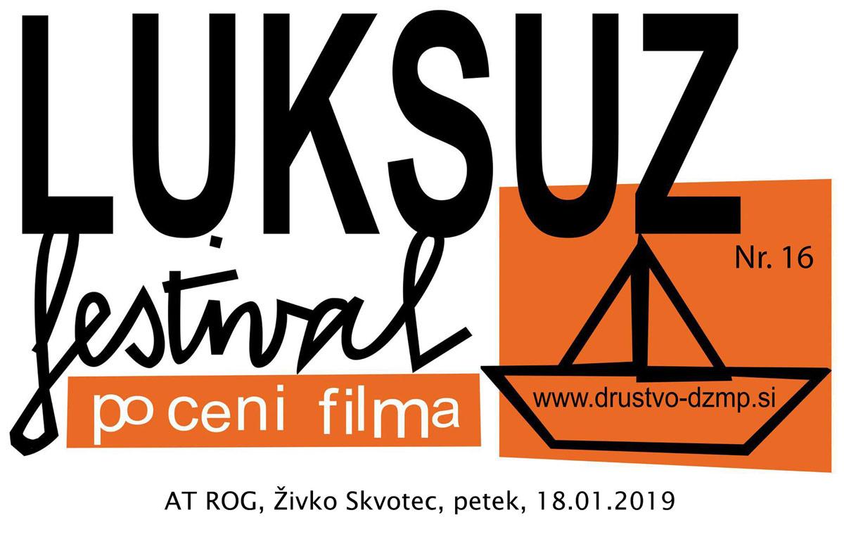 Ljubljanska edicija 16. Luksuz festivala poceni filma